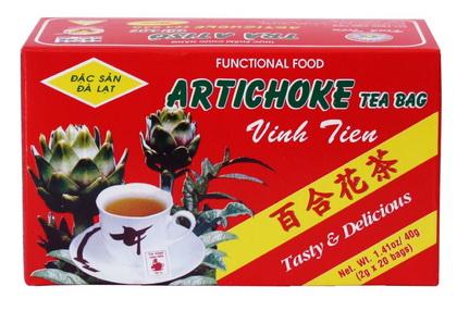 Артишоковый чай